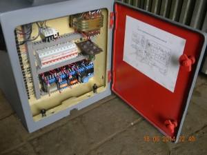 Станок 1И611П электрошкаф